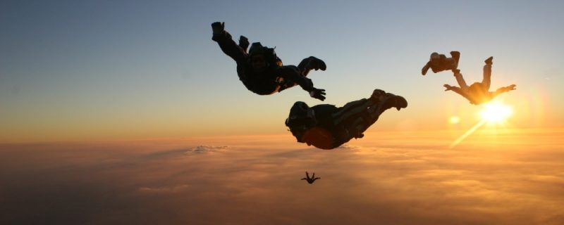 Israeli special forces to parachute instructor parachute article