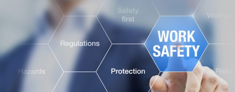 Safety begins with you! Safet begins with you