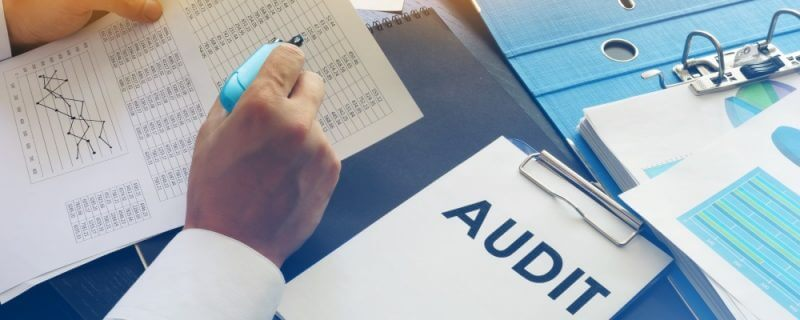 What happens during an audit? What happens during an audit