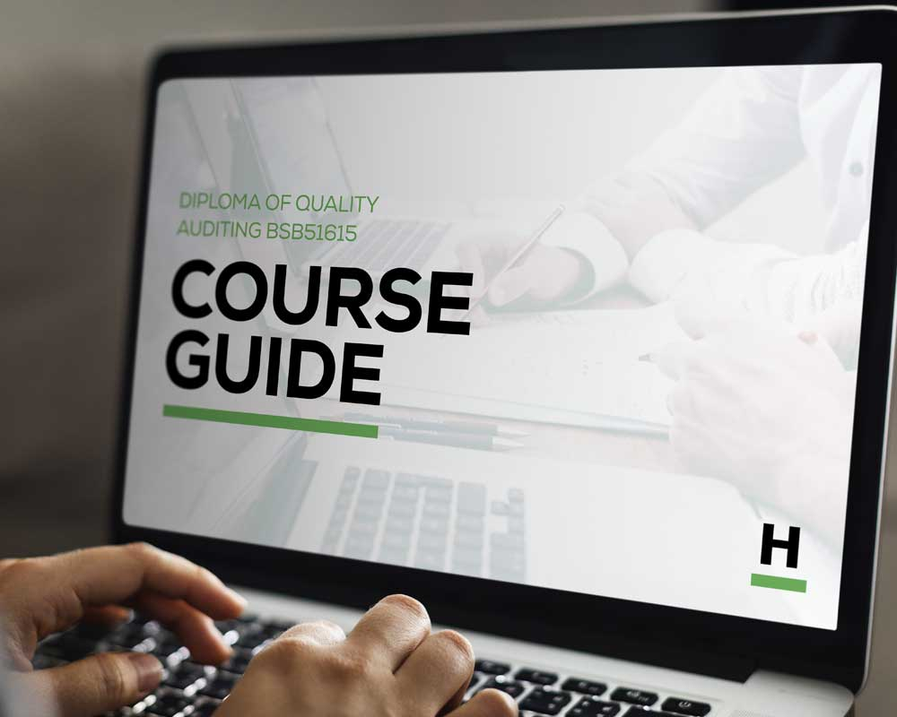 Hba course guide