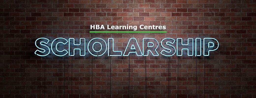 Announcement - two scholarships with hba learning centres announcement two scholarships with hba learning centres. Jpg